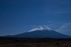 Mt.Fuji with Orion (peaceful-jp-scenery (busy)) Tags: mtfuji mountfuji asagiri highland landscape worldheritage       sony 7r a7r ilce7r emount fe24240mmf3563oss
