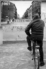 walls time-space (_Kry_) Tags: thewall walls bicycle photo vintage bw blackwhite monocrome berlinwall historicalplace history streetphotography badweather berlin aroundus walkingaround socialphotoreport pentaxk5 18135mmdawr cityexploring cultures
