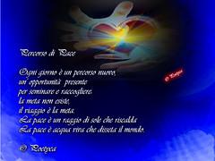 Percorso di pace (Poetyca) Tags: featured image sfumature poetiche poesia