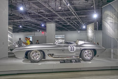 1959 Chevrolet Corvette XP-87 Stingray Racer (dmentd) Tags: 1959 chevrolet corvette xp87 stingray racer