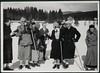 "Archiv Chris111 ""Titisee am 11. Februar 1935"" (Hans-Michael Tappen) Tags: archivhansmichaeltappen thermoskanne winter schneee eis titisee schlittschuhe kleidung mantel frauen männer studenten gruppenfoto knickerbocker outfit jahrgang 1935 1930s 1930er"