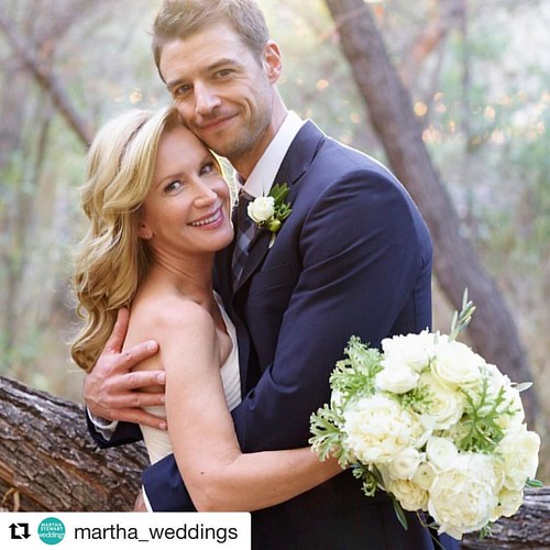 Such a lovely wedding yesterday! #bartenders #200ProofLA #200Proof @martha_weddings with @repostapp ・・・ Exclusive: The Office's @angelakinsey is married! 👰 The actress tied the knot in a romantic, rustic ceremony in California that was a t