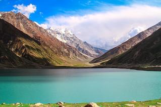 Lake Saif Ul Malook, Naran, Northern Pakistan,
