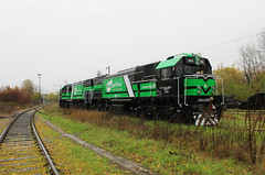 PPD Transport 2044 005 & 003, Zagreb Borongaj (The_2044) Tags: ppd ppdtransport ppd2044 emdgt22hw2 zagrebborongaj zagreb skine emd electromotivedivision gm