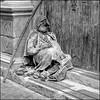 (2401) El captaire - VI Jornades Internacionals de Recreació Històrica, Al-qüra 1233 (QuimG) Tags: portrait retrat retrato bn panasonic quimg quimgranell joaquimgranell afcastelló specialtouch obresdart