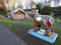 DSCN6321 (stamford0001) Tags: great north snow dogs shields northumberland park snowdogs st oswalds hospice