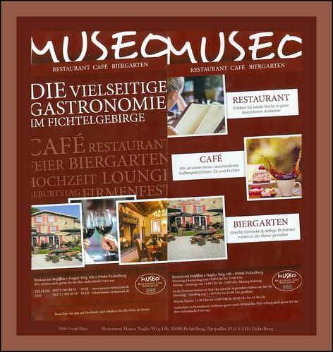 5246 GoogleMaps 4. VII. 2015. Restaurant Museo Nagler Weg 10b, 95686 Fichtelberg, Njemačka 2015 S 2425 Fichtelberg