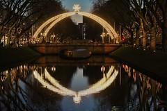 Dsseldorf Kgraben (Haeppi) Tags: dsseldorf nrw germany deutschland knigsallee spiegelung reflection