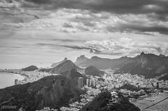 BN clouds (S.O Fotografa) Tags: 2014 altamar brasil crucero msc pandeazcar rodejaneiro sofotografa viaje