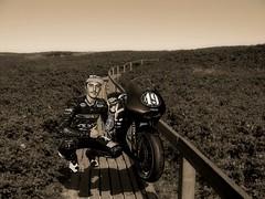 Racer (driver Photographer) Tags:   aprilia cagiva honda kawasaki husqvarna ktm simson suzuki yamaha ducati daytona buell motoguzzi triumph bmv driver motorcycle leathers dainese