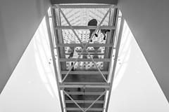 Looking up (Rnout) Tags: usa sanfrancisco sfmoma sanfranciscomuseumofmodernart