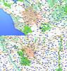 AREA METROPOLITANA DI ROMA e AREA METROPOLITANA DI MILANO a confronto (kellybrown23) Tags: milano roma milan rome vs cittametropolitana citta piu grande popolazione area urbana metropoli confronto areametropolitana metropolitana urbanistica territorio espansione estensione