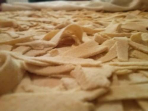 #pastafattaincasa senza glutine #home #kitchen #pezzolette #mamaAdriana