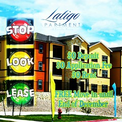 #unbeatable #prices and #move in #specials at #latigoeaglepass #dont #miss out on our #end of #year specials #luxury #apartment #living #eaglepass #texas #stop #look #lease (latigoeaglepass) Tags: look eaglepass miss living end texas luxury year latigoeaglepass dont stop specials prices unbeatable apartment move lease