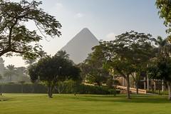 Mena House Hotel (stefan_fotos) Tags: afrika architektur hotel kairo licht menahouse pyramide qf reisethemen sonnenaufgang urlaub hq gypten cairo egypt africa mena house giza