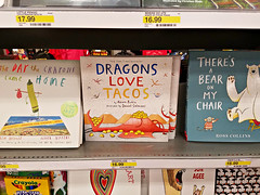 draw a more different S (goatling) Tags: book dragon tacos dragonslovetacos