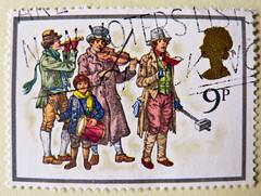 great xmas stamp GB Great Britain 9p pence (x-mas singer, Stadtmusikanten als Weihnachtssänger, christmas singer) postage Christmas navidad sello noel timbre United Kingdom postage stamps jul frimerker poste-timbres Grande-Bretagne sellos selos GB 9p (stampolina, thx for sending stamps! :)) Tags: jul christmas 9 kerstmis joulu weihnachten noel navidad божић natal क्रिसमस natale クリスマス narodzenie рождество 크리스마스 ziemassvētki kalėdos xmas stamps stamp 切手 briefmarke briefmarken スタンプ postzegel zegel zegels марки टिकटों แสตมป์ znaczki 우표 frimærker frimärken frimerker 邮票 طوابع bollo francobollo francobolli bolli postes timbres sello sellos selo selos razítka γραμματόσημα bélyegek markica antspaudai маркица pulları tem perangko gb uk unitedkingdom greatbritain british england music musik singing color colour people singer sänger menschen leute geige violine