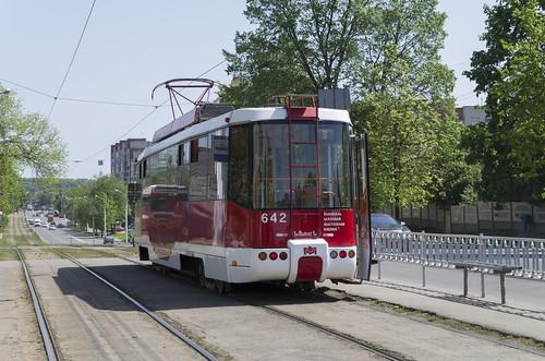Tram, 17.05.2014.