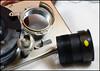 Rollei Magic II Notes (11) (Hans Kerensky) Tags: rollei magic ii german 6x6 tlr repair service xenar viewing viewfinder lens removed