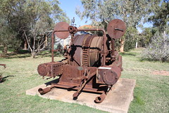 Tangye steam winding engine (Runabout63) Tags: tangye steam winding mining winch alicesprings