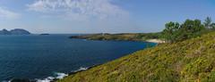 Cabo Home (f@gra) Tags: cabo cabohome cape home panoramica panoramic galicia pontevedra spain sony sigma islascies islas cies island oceano ocean atlantico atlantic