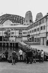 Sydney Dance Company students (i-lenticularis) Tags: 1100 fp4 leicam3 rewindphotolabdevscan summarit50f24 sydney f8 homerolled shot28oct2016