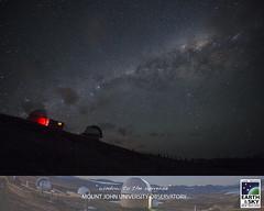 Observing the Galactic Bulge (Earth & Sky NZ) Tags: astronomy astrophotography mtjohn mtjohnobservatory observatory mtjohnuniversityobservatory earthandsky newzealand nz starlightreserve darkskyreserve aorakimackenzieinternationaldarkskyreserve internationaldarkskyassociation ida mackenziebasin mackenzie aoraki stargazing tekapo igorhoogerwerf moa telescope dome milkyway galacticbulge southerncross nightscapephotographytours promotional instagram