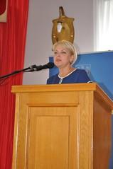Seminarium dla polskich nauczycieli  z Białorusi. Andżelika Borys