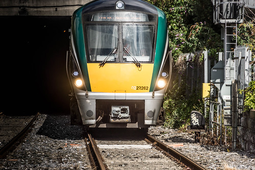 THE MINISTER PLUS PLATFORM 10 AND THE PHOENIX PARK RAILWAY TUNNEL [NOT FORGETTING IRISH RAIL STAFF] REF-107138