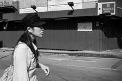 (Mahfuz Jaffar) Tags: urban blackandwhite beauty lightandshadows women streetphotography malaysia kualalumpur dailylife urbanstreetphotography headgear mahfuzjaffar kualalumpurstreetphotographer