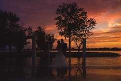 Julie & Nathanael // Wedding at Bogey's Inn // Sombra, Ontario