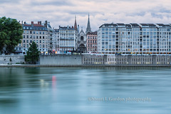 Early Morning Lyon, France (chasingthelight10) Tags: france landscapes lyon cityscapes places unescoworldheritagesite rhoneriver saoneriver otherkeywords