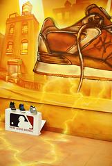 Face au Mur (Lucie_Ottobruc) Tags: streetart work painting graffiti unique paintings culture bio exhibit sonic peinture exposition photographs installation lazoo sway macs ephemeral madhatter pest atom popay peintures immersion nel morne cantwo swen photographies œuvre lieuunique marone toiles dacruz fresques éphémère graffeurs graffitiartists batsh marko93 collectivecreation soklak dramaticwork graffitiartistes noetwo wuze nicertatscru créationcollective casemaclaim hiphopcitoyens fresquesmonumentales bg183tatscru biofeliciano 2rodetworode marko93akadarkvapor lefrenchlighter raphehautencouleurhec hest1thewildchild lazooart originalitéindividuelle œuvrespectaculaire rsclscrew monumentalpaintings taboo1tokyo lieuéphèmere ratherephemeral individualoriginality kaloufstreetart