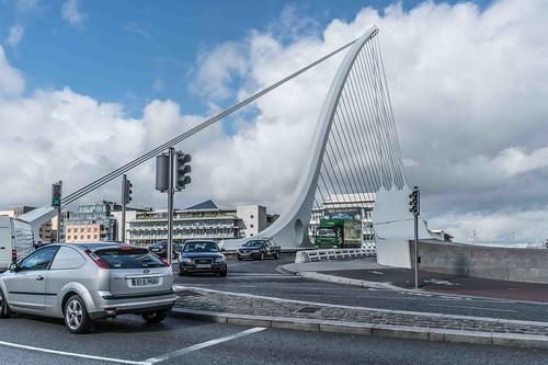 DUBLIN DOCKLANDS AREA [21 SEPTEMBER 2015] REF-10805434