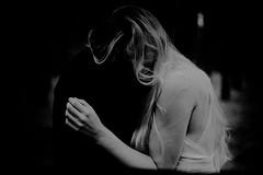 a darker tale (Fräulein Maximiliane) Tags: blackandwhite woman love fairytale softness nostalgia silence wishes poems melancholia darkdream darkfairytale adarkertale
