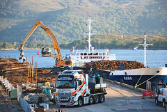 JST Services Volvo FH16 agus Liebherr LH50 (Màrtainn) Tags: scotland volvo highlands alba forestry escocia alban szkocja escócia schottland westerross schotland ecosse lochalsh 750 liebherr scozia skottland rossshire skotlanti skotland kyleoflochalsh broskos raba caollochaillse fh16 forstwirtschaft escòcia skócia foresterie albain skogsbruk volvofh16 iskoçya шотландия rawtherapee σκωτία leśnictwo lochaillse metsätalous materialhandler metsänhoito jstservices gàidhealtachd coilltearachd taobhsiarrois siorramachdrois globetrotterxl forstgeräte forstwesen лесоводство scoţia skogindustri skogvesen lh50 umschlaggerät mvraba movimentaçãodemateriais paratransbordos pelledemanutention versioneindustriale liebherrlh50 sg63vfr