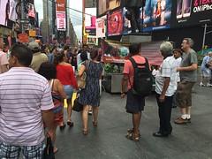 Messiah Foundation in Times Square (Mehdi/Messiah Foundation International) Tags: nyc newyorkcity usa moon newyork tourism america unitedstates unitedstatesofamerica timessquare spirituality messiah interfaith saviour manonthemoon divinesigns lordjesuschrist goharshahi messiahfoundationinternational awaitedone messiahfoundation lordrariaz messiahfoundationusa