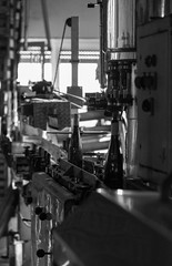 Worms, Germany (Vikkels) Tags: monochrome germany nikon wine barrels d750 vin worms cellar glas deutsch wein trauben winebarrel landen bottlingplant weintrauben hvidvin flasker weinbau tnder vindruer sorthvid vinbonde klder vintnder tapperi danskfotograf