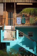 Belizian House (victorcossin) Tags: house building architecture canon eos belize villa caye mansion caulker 55250 700d