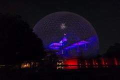 Pawilon Expo`67 - Biosfera | Expo`67 pavilion - Biosphère