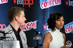Stark Sands and Meagan Good
