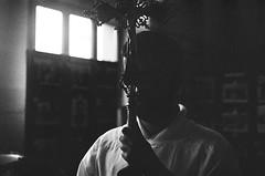 Bologna, Italy - 2015 Official Site: federicoarcangeli.com (vicodin83) Tags: street original light portrait people italy white man black film church analog 35mm photography site official christ pentax kodak jesus photographers x 400 bologna ppl tri 2015 filmisnotdead tumblr lensblr federicoarcangelicom