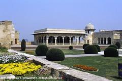 A view of Shahi Qila (Lahore Fort), Lahore- Imran Y. CHOUDHRY
