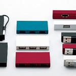 USBハブの写真