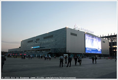 | VTB Ice Palace (Dit is Suzanne) Tags: russia stadium availablelight moscow icehockey stadion moskou rusland eishockey   img0113  ijshockey views100  khl beschikbaarlicht canoneos40d  kontinentalhockeyleague ijsstadion  24092015 sigma18250mm13563hsm ditissuzanne  vtbicepalace