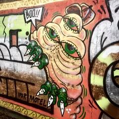 Character in Frame Piece with HCTER (ViSiON (NZ)) Tags: streetart graffiti vision tic graffitiart talkischeap burga nzstreetart dunedingraffiti dunedinstreetart nzgraffiti nzgraffitiart dunedingraffitiart streetartdunedin