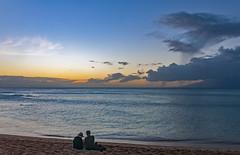 Sunset Showers Silhouettes_DSC0321 (Zeta_Ori) Tags: silhouette hawaii islands pacific maui tropical napili napilibay napilikaibeachresort nikond90