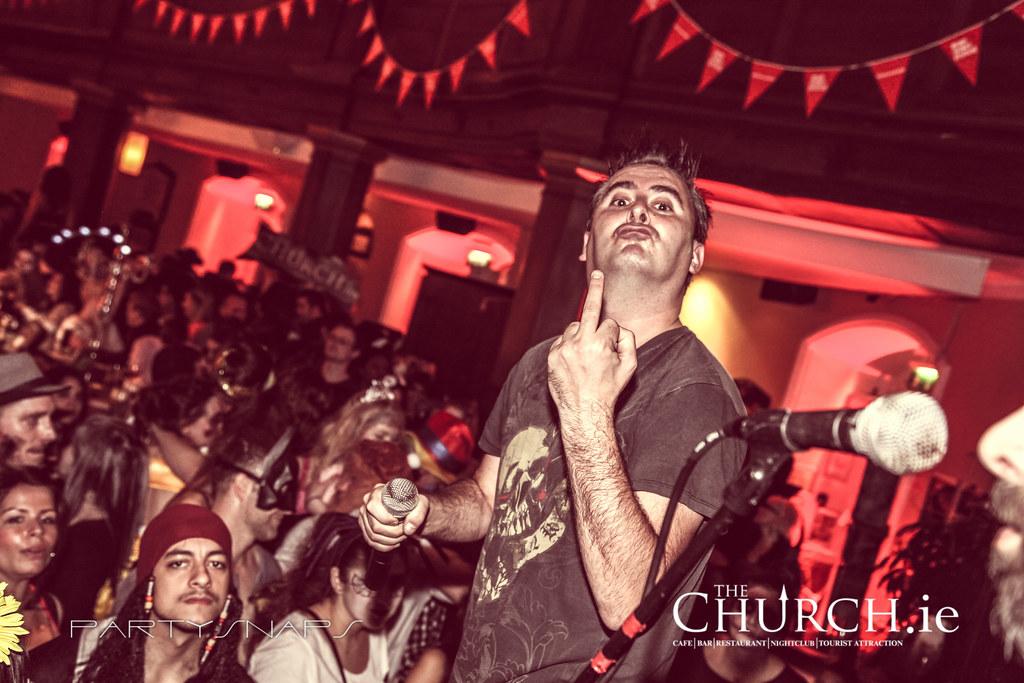 Scary Church Music