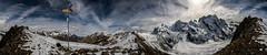 Gornergrat panorama (Dawid Zyla) Tags: gornergratt zermatt matterhorn