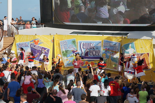 """Disney Fantasy Sail Away Party • <a style=""""font-size:0.8em;"""" href=""""http://www.flickr.com/photos/28558260@N04/22800198255/"""" target=""""_blank"""">View on Flickr</a>"""